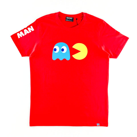 PAC-MAN Inky Red T-Shirt