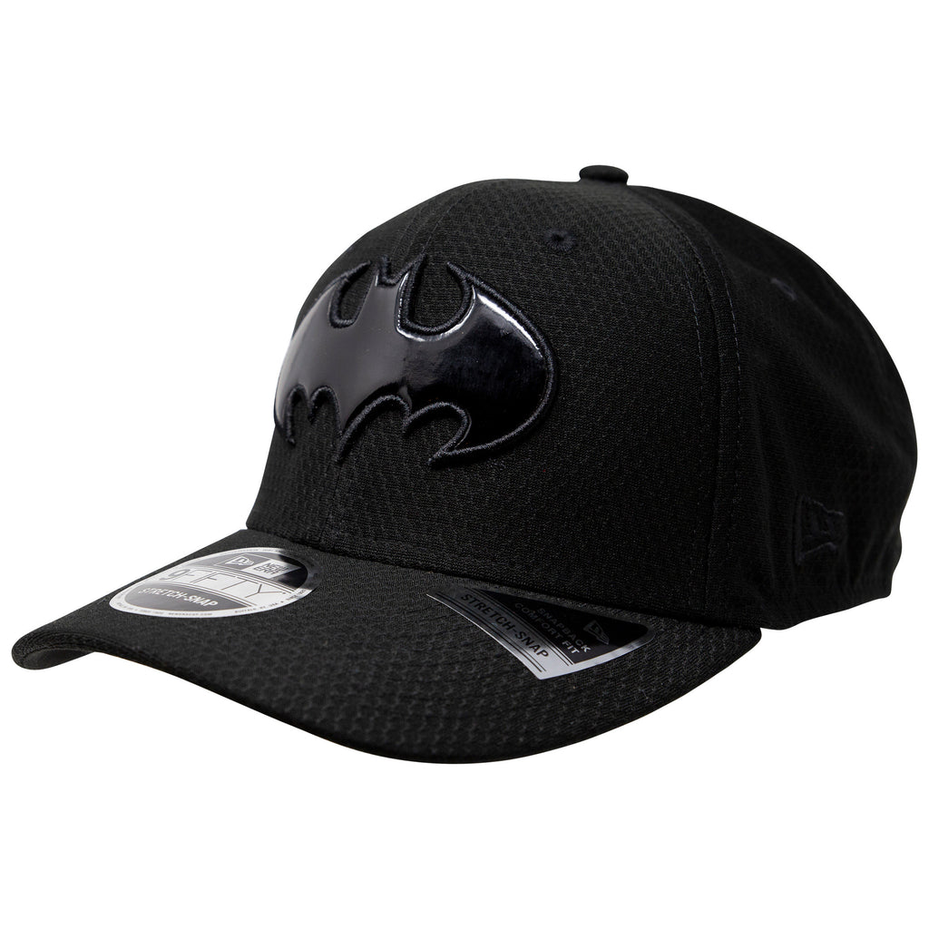 DC Batman 80th Reflective Logo New Era 9Fifty Snapback Cap