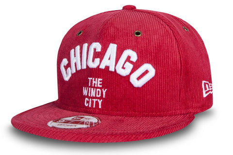 New Era Brand City Arch Chicago 9Fifty Snapback Cap