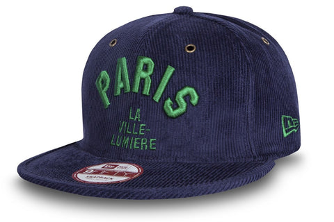New Era Brand City Arch Paris 9Fifty Snapback Cap