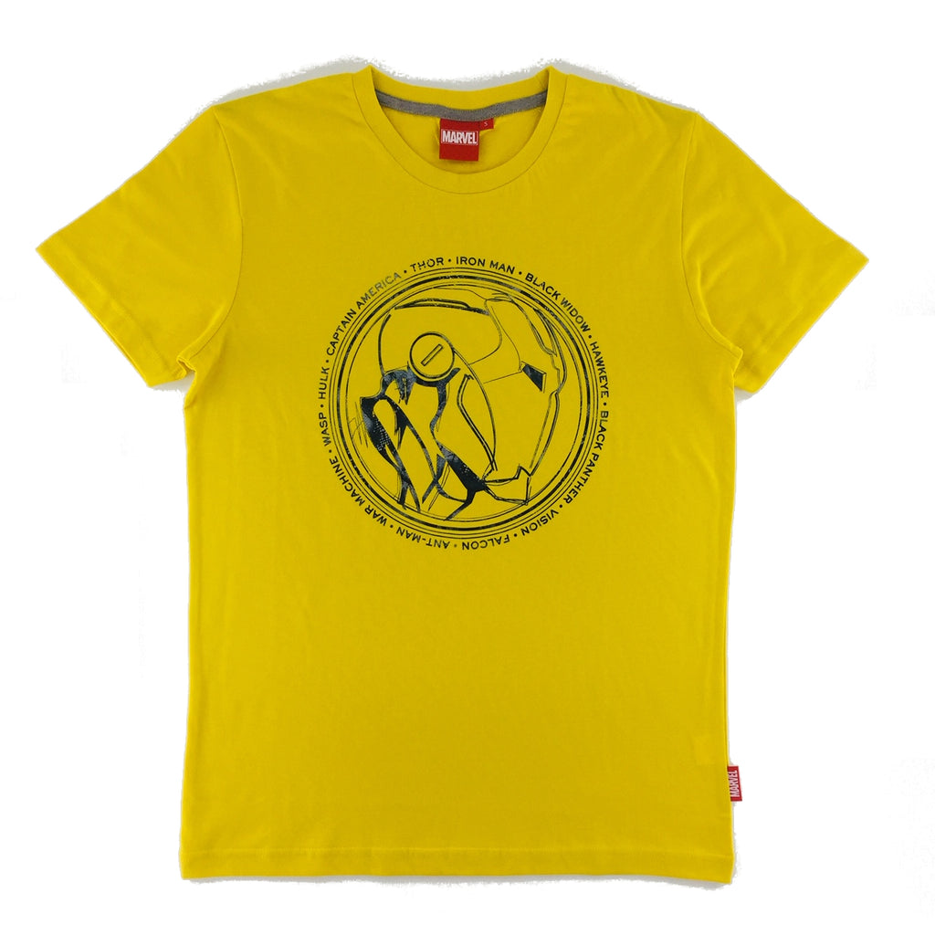 PREMIUM Marvel IRON MAN BUMBLEBEE YELLOW T-Shirt