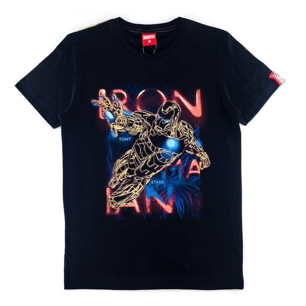 PREMIUM Marvel Iron Man Shining T-Shirt