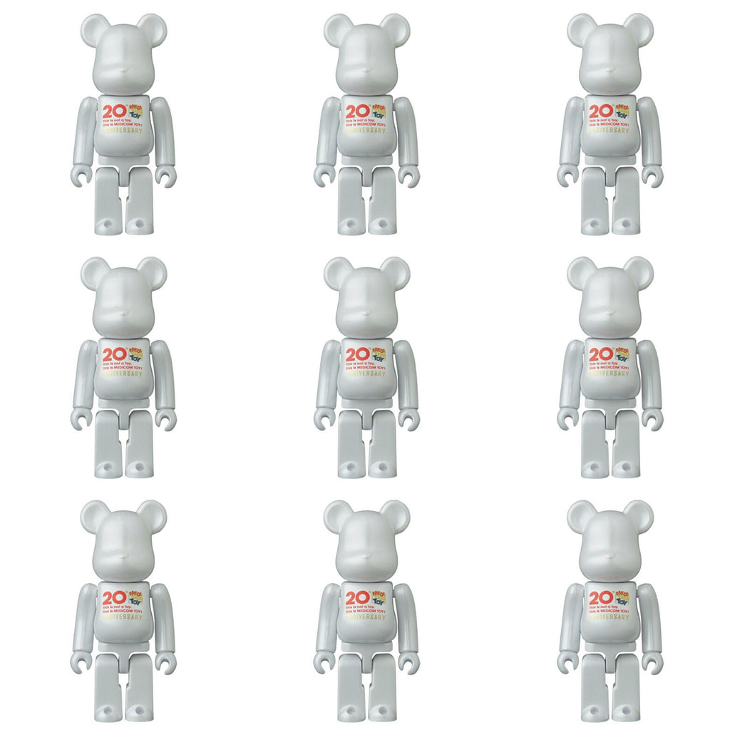 BEARBRICK Series 32 Basic Set of 9