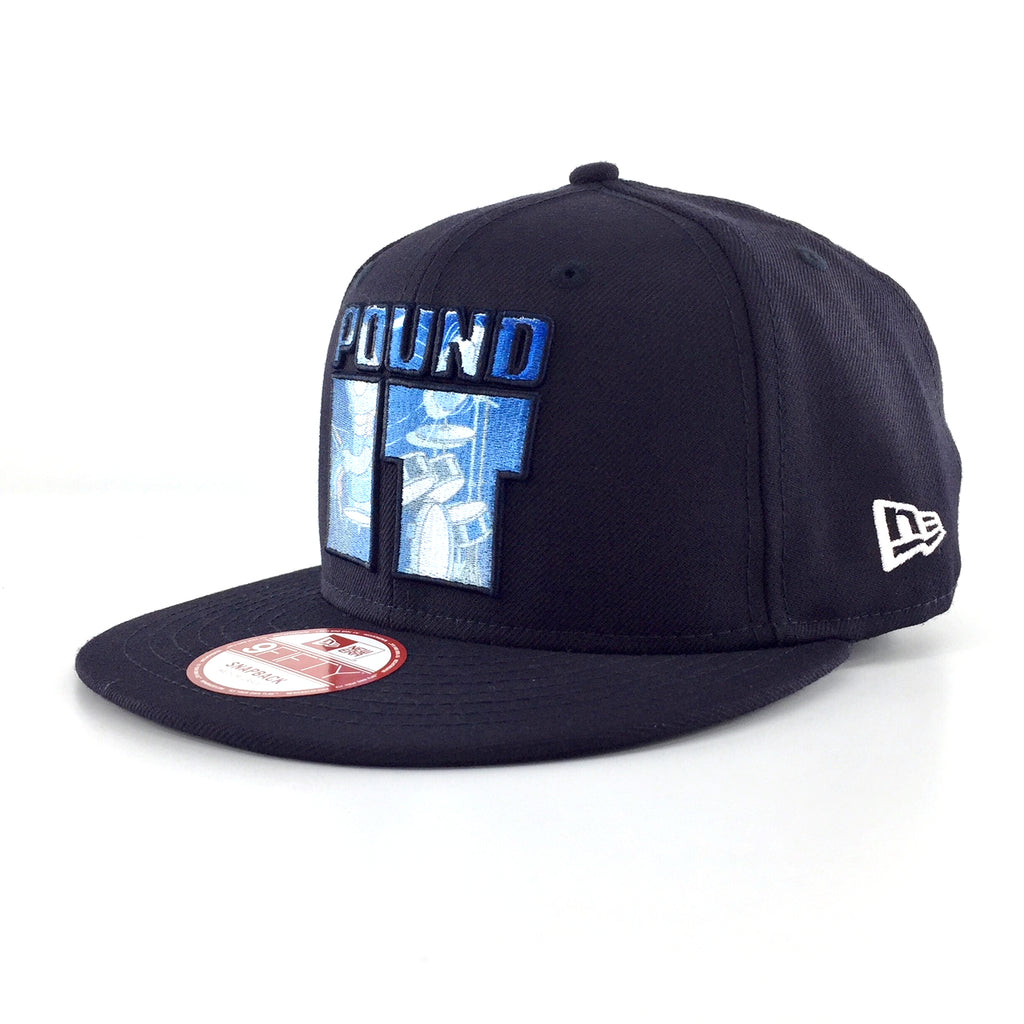 The Simpsons Pound It New Era 9Fifty Snapback Cap