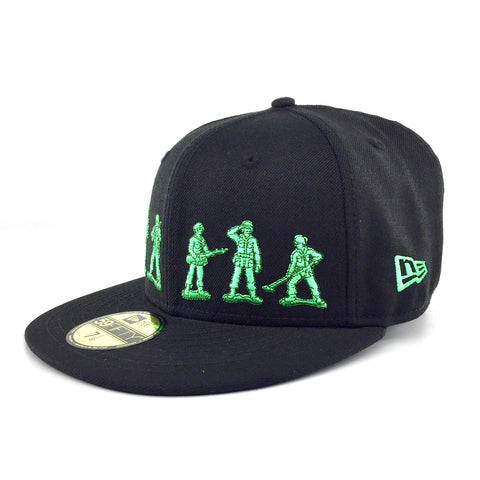 Toy Story Disney Green Army Men New Era 59Fifty Fitted Cap