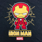 PREMIUM Marvel Iron Man Chibi Glow-in-the-Dark T-Shirt