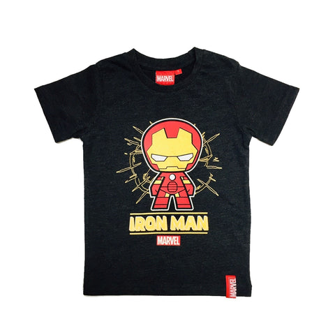 PREMIUM Marvel Iron Man Chibi Kids T-Shirt