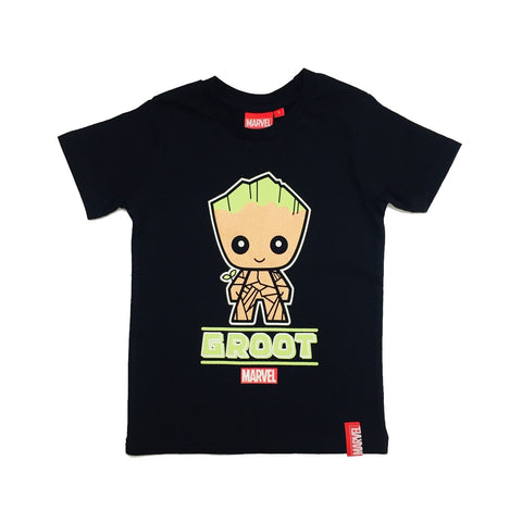 PREMIUM Marvel Groot Chibi Kids T-Shirt