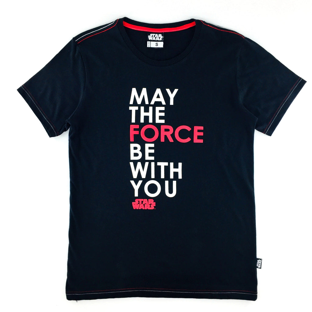 Star Wars May The Force Be With You Basic T-Shirt