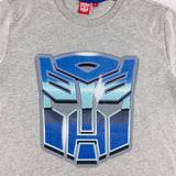 TRANSFORMERS Autobot Shining Blue Logo T-Shirt