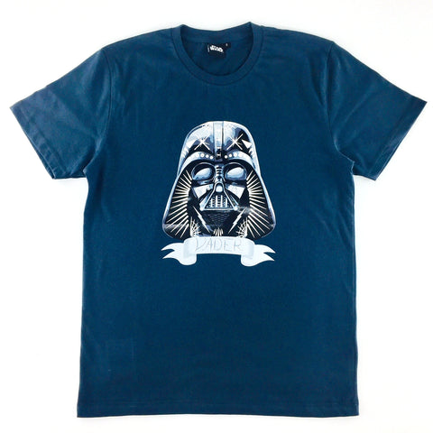 Star Wars Darth Vader Pop Art Helmet T-Shirt