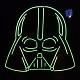 Star Wars Darth Vader Basic Glow-in-the-Dark T-Shirt