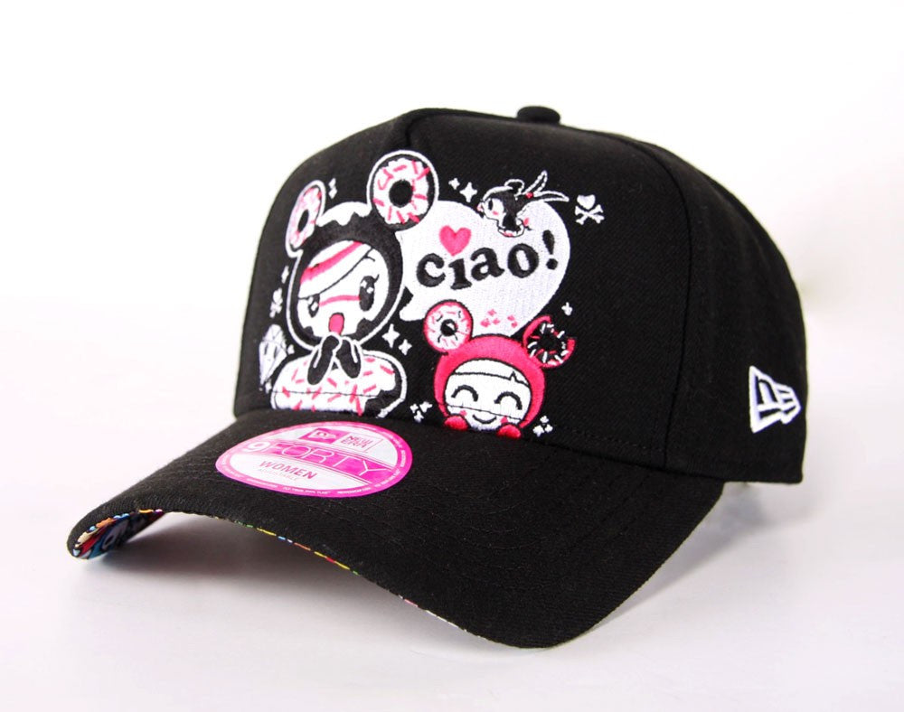 Tokidoki So Kawaii New Era 9Forty Women's Snapback Cap