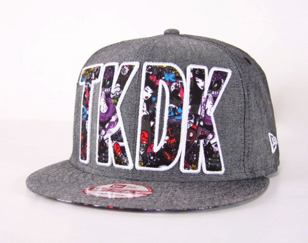 Tokidoki On The Run New Era 9Fifty Snapback Cap