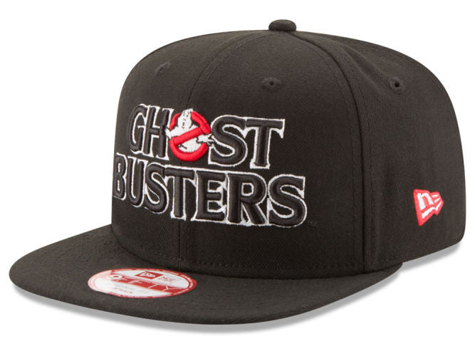 Ghostbusters Wordmark New Era 9Fifty Snapback Cap