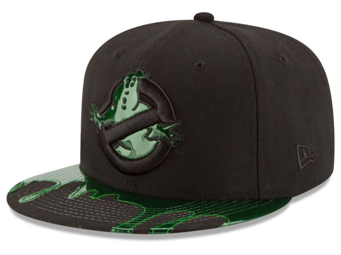 Ghostbusters Oozing Slime New Era 9Fifty Snapback Cap