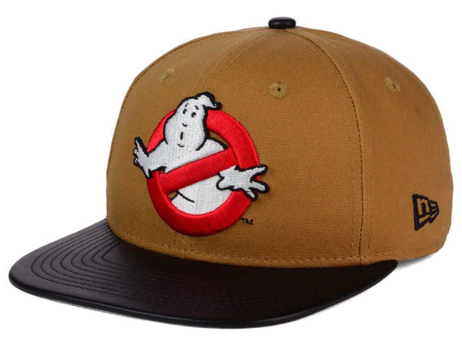 Ghostbusters Side Patcher New Era 9Fifty Snapback Cap