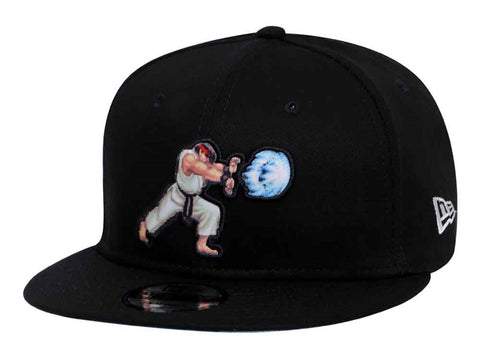 STREET FIGHTER 2 Ryu Hadouken New Era 9Fifty Snapback Cap