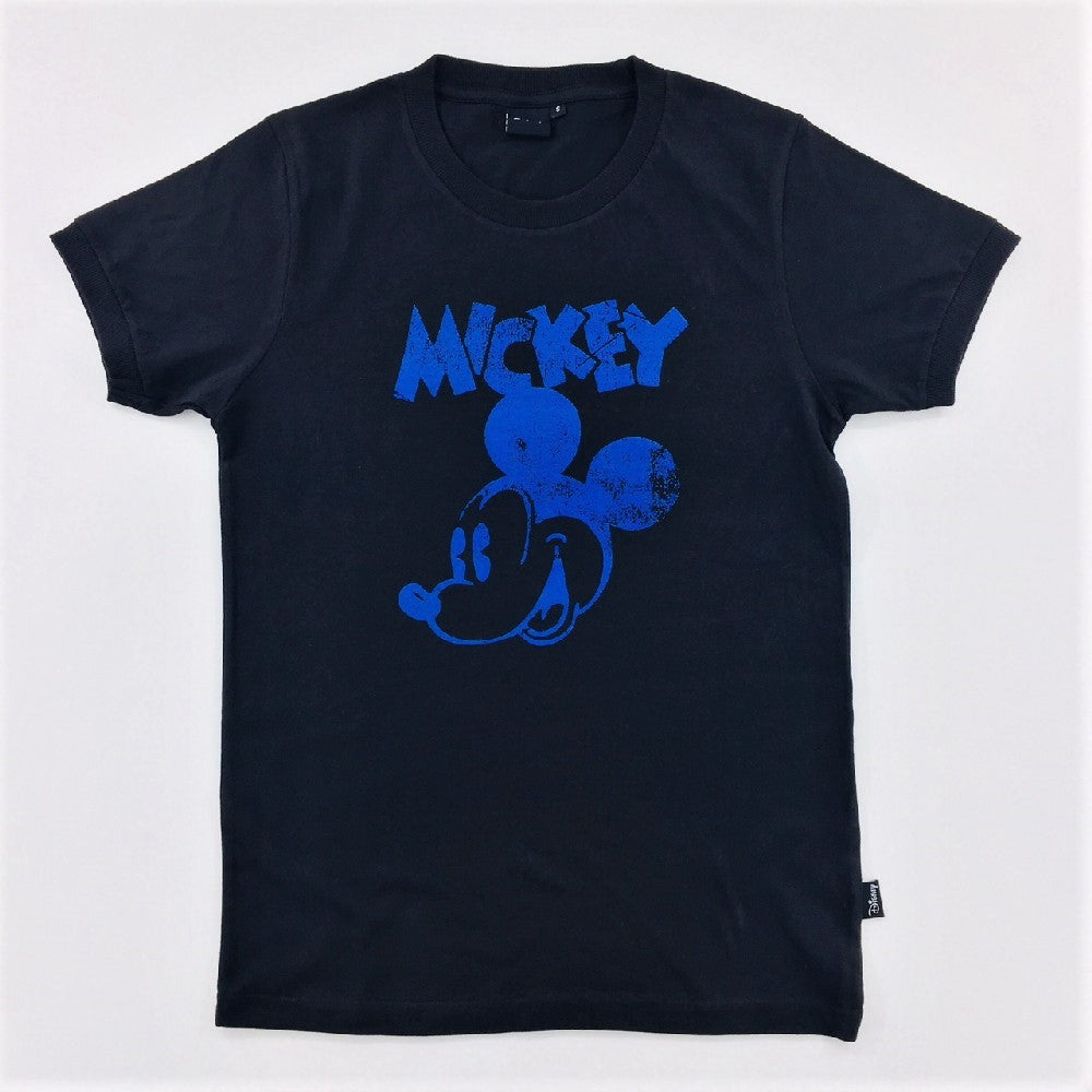 Disney Mickey Mouse Blue Head T-Shirt