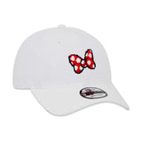Disney Minnie's Ribbon Pixelated New Era 9Twenty Strapback Cap
