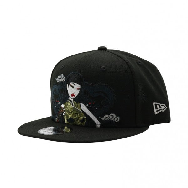 Tokidoki Tough Girl New Era 9Fifty Snapback Cap