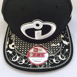 Disney Pixar The Incredibles New Era 9Fifty Strapback Cap
