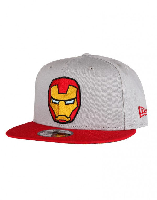 Tokidoki Marvel Iron Man 2017 New Era 9Fifty Snapback Cap