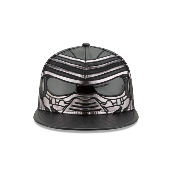 6cfb0ad09d342 Star Wars The Last Jedi Kylo Ren Character Face New Era 59Fifty Fitted –  urban TEE
