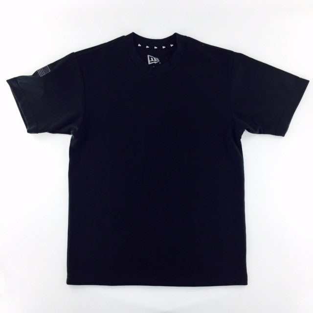MLB Los Angeles Dodgers Black on Black New Era T-Shirt