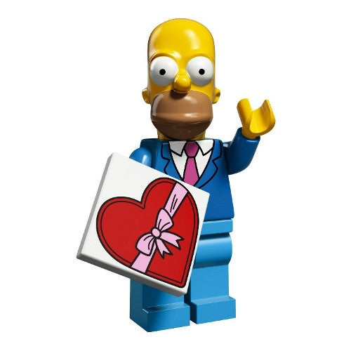 LEGO The Simpsons Minifigures Series 2 Homer Simpson