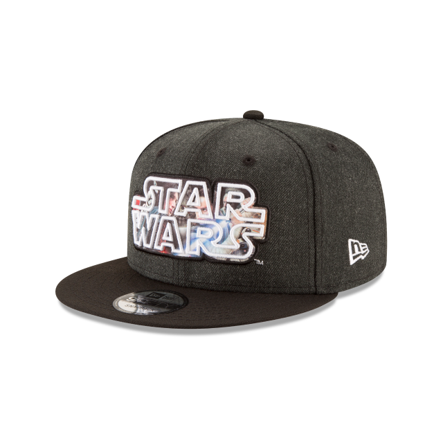 Star Wars The Last Jedi Logo New Era 9Fifty Snapback Cap