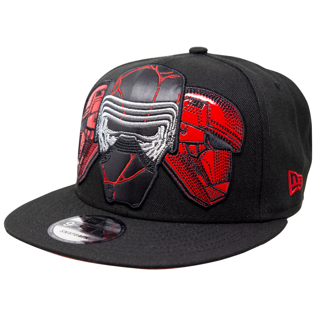 Star Wars The Rise of Skywalker Kylo Ren New Era 9Fifty SnapbackCap