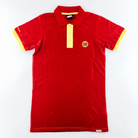 PREMIUM Marvel Iron Man Polo T-Shirt