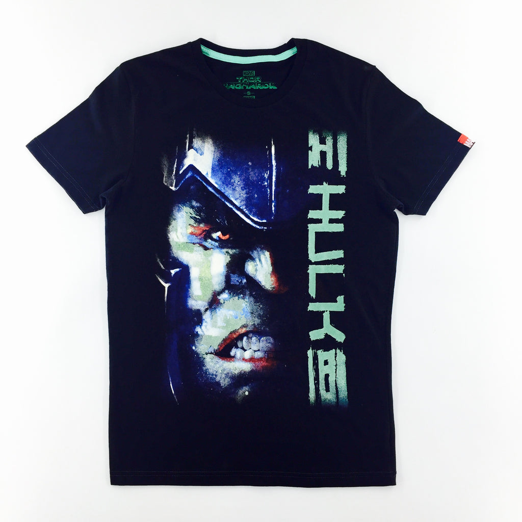 PREMIUM Marvel Thor Ragnarok Glow-in-the-Dark HULK Gladiator T-Shirt