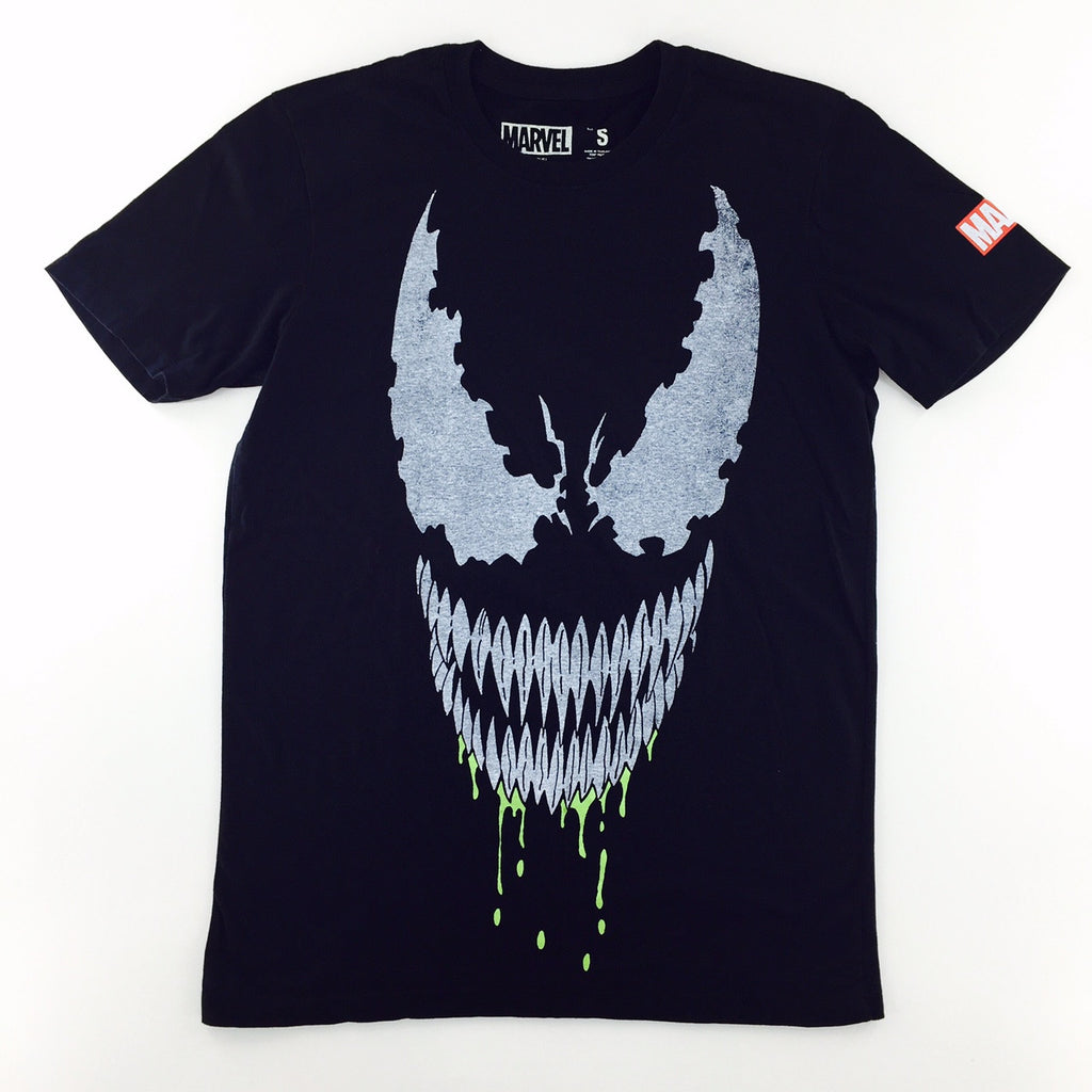 Marvel Comics Venom Character Face T-Shirt