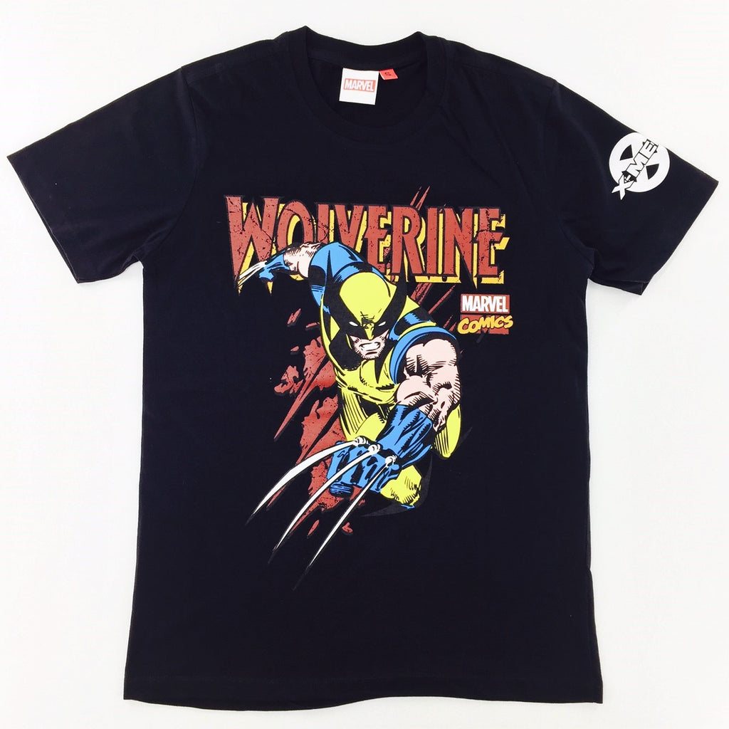"Marvel Comics Wolverine ""Charge"" T-Shirt"