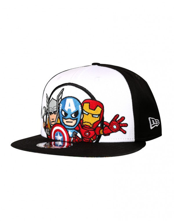 Tokidoki Marvel Trio 2017 New Era 9Fifty Snapback Cap