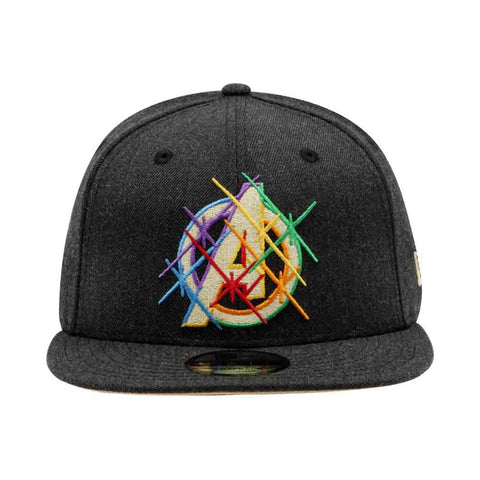 Marvels The Avengers Infinity Stones SnapBack Hat Brand New NEW ERA!! OSF