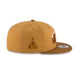 Star Wars SOLO Panama Tan New Era 9Fifty Snapback Cap