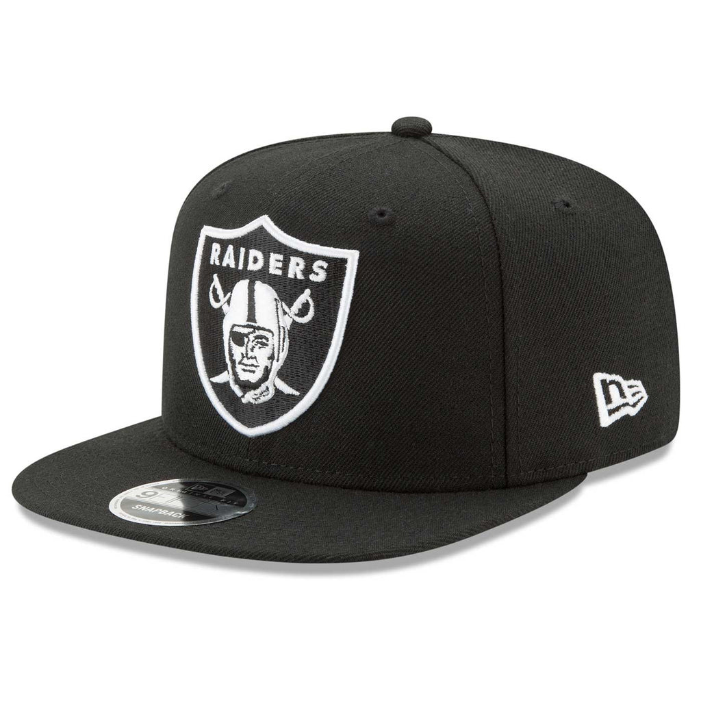 NFL Oakland Raiders Classic Team Snap New Era 9Fifty Snapback Cap