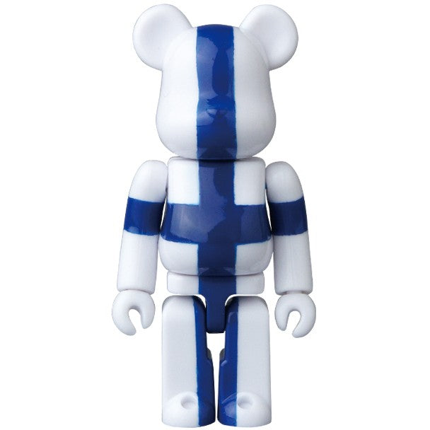 BEARBRICK Series 35 FLAG (Finland)