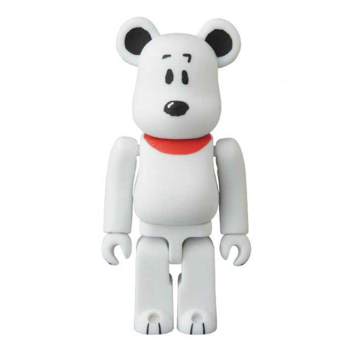 BEARBRICK Series 36 - ANIMAL (Snoopy)