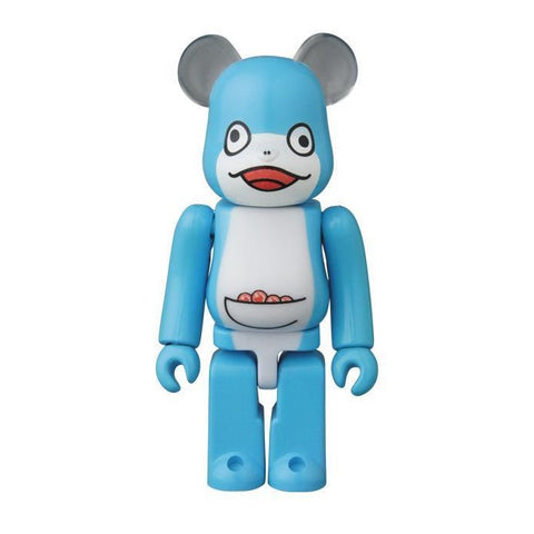 BEARBRICK Series 36 - ARTIST (Coiss the Carp Monster)