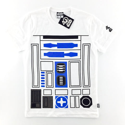 Star Wars 40th Anniversary R2D2 Costume T-Shirt