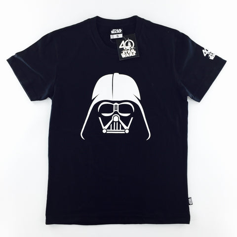 Star Wars 40th Anniversary Darth Vader Head T-Shirt