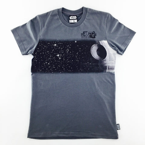 Star Wars Death Star in Space T-Shirt