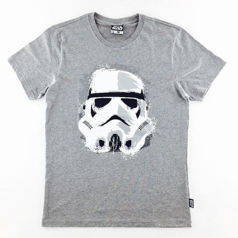 Star Wars Metallic Classic Stormtrooper T-Shirt