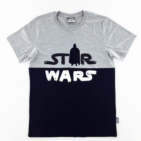 Star Wars Flock Darth Vader Dual-Color T-Shirt