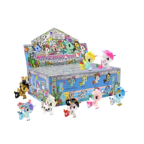 Tokidoki MERMICORNO Series 4 - Blind Box