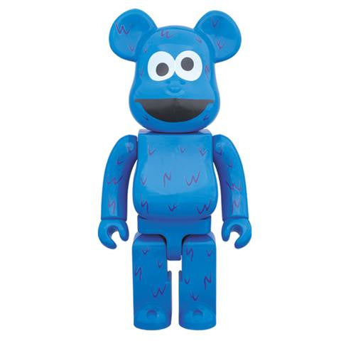 BEARBRICK Series 32 Secret Cute (Cookie Monster)